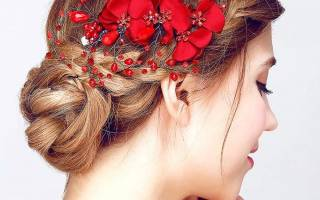Крабики, пружинки, заколки со стразами и другие модные аксессуары для волос