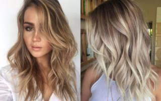 Кому идет мелирование волос: варианты мелирования для различных типов волос