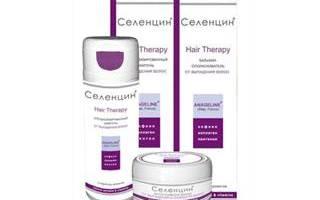 Селенцин для роста волос: спрей и лосьон, как применять, цена, отзывы