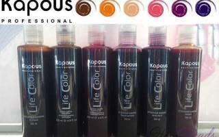 Тонирующие шампуни для волос: капус, шварцкопф и другие оттеночные средства, палитра, подходят ли они для окрашивания темных и светлых волос