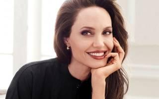 Анджелина Джоли стала блондинкой для нового фильма и шокировала своих поклонников