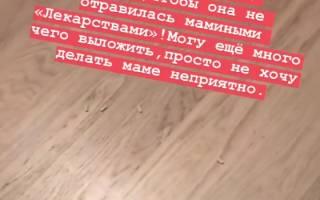 11-летняя дочь Даны Борисовой покрасила волосы в розовый цвет