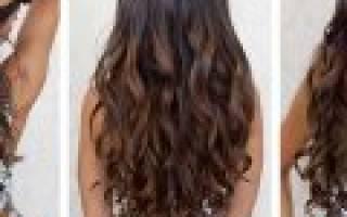 Окрашивания волос баллаяж: виды и техники