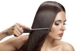 Молекулярное выпрямление волос, Label и другие современные средства, противопоказания, фото до и после, отзывы