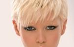 Стрижка Гарсон: фото на короткие, средние, длинные волосы, с челкой и без, кому подходит эта женская прическа, стоит ли делать полным дамам, видеоурок как стричь, техника выполнения пошагово, удлиненный, отросший вариант
