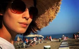 Юлия Снигирь перед открытием Венецианского кинофестиваля сделала новую стрижку