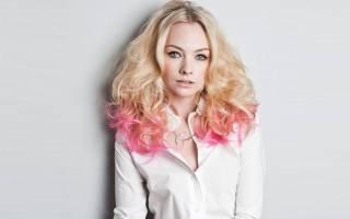 Цветное тонирование волос: кому подходит, выбор тоника, голубой, розовый, рыжий цвет и другие