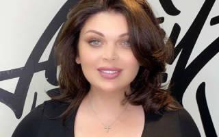 Юлия Рыбакова удивила поклонников красным цветом волос