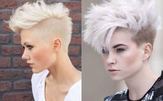 Женский Ирокез: фото прически на на длинные, короткие, средние волосы для девушек, правильная укладка, как сделать самостоятельно, кому подходит, плюсы и минусы, примеры знаменитостей