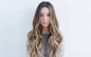 Окраска волос балаяж на средние волосы, фото окрашивания, сколько стоит на волосы средней длины