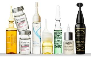 Средства от выпадения волос: самые лучшие и эффективные препараты от облысения