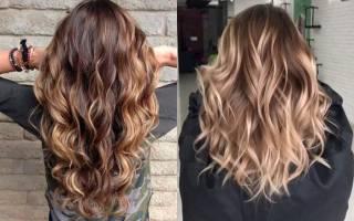 Модное мелирование волос в 2019 году, выбираем самый модный цвет и технику