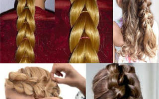 Объемные косы: как заплести широкие, пышные, выпуклые, 3д косички самой себе на длинные, средние волосы, красивые варианты с резинками, на бок, из хвостиков, с начесом, пошаговые фото, свободное, воздушное плетение колоска, секреты растрепанной прически, плюсы и минусы, кому подходит укладка, для каких случаев, звездные примеры