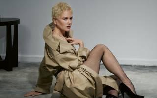 51-летняя Николь Кидман продемонстрировала короткую стрижку и идеальное тело