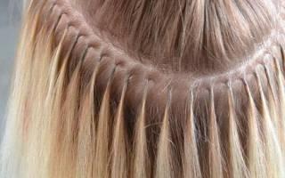 Капсульное наращивание волос: фото до и после, сколько стоит и какие виды бывают, плюсы и минусы