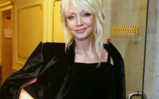 Весенний образ Кристины Орбакайте: певица сделала модную челку