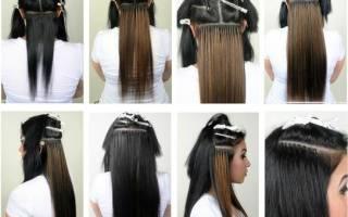 Капсульное горячее наращивание волос: все способы и технологии, плюсы и минусы, можно ли делать в домашних условиях, фото и видео
