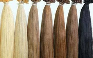 Как можно покрасить наращенные волосы, какую краску использовать, техника окрашивания