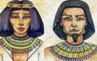 Прически Древнего Египта: как сделать укладку в египетском стиле, Древнего Востока, фото, головные уборы египтян, история возникновения характерного стиля, современные варианты причёсок