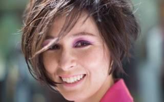 «Нет» розовым волосам: Анна Старшенбаум сделала короткую стрижку
