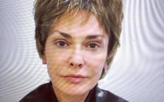 Ольга Сумская продемонстрировала в Сети новую стрижку